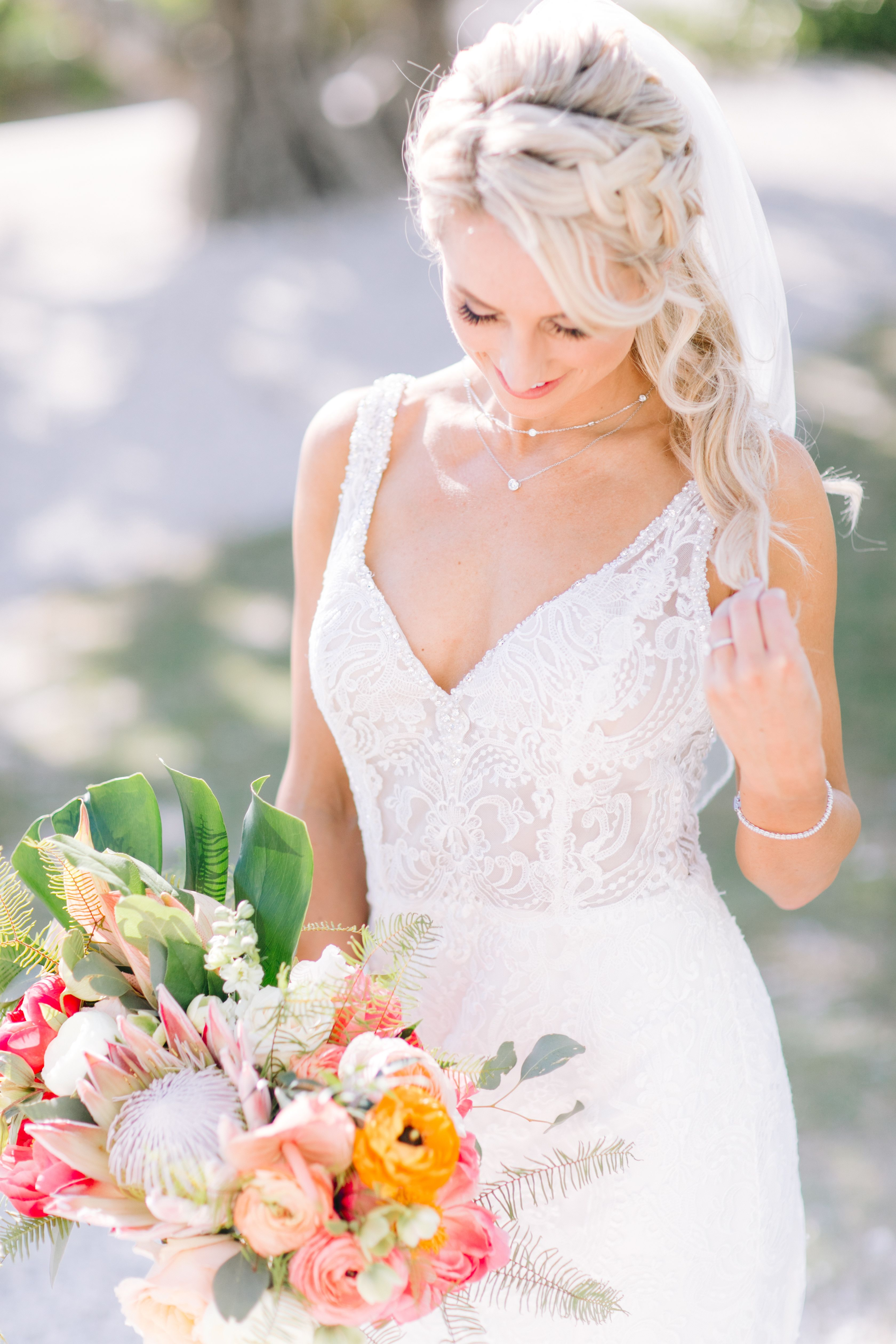 Beach Wedding In Jasmine Couture T192053 Fit And Flare Wedding Dress Jasmine Bridal Bridal Wedding Dresses