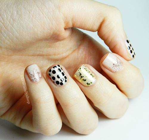 Mix and match manicure! | Like a candy shop