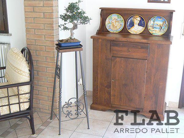Arredamento bancali ~ Mobili tavoli sedie in pallet flab arredo pallet arredamento