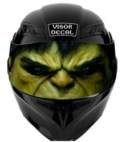 Motorcycle Helmet Visor Decals Visors Helmet Visor And Helmets - Motorcycle helmet designs stickers