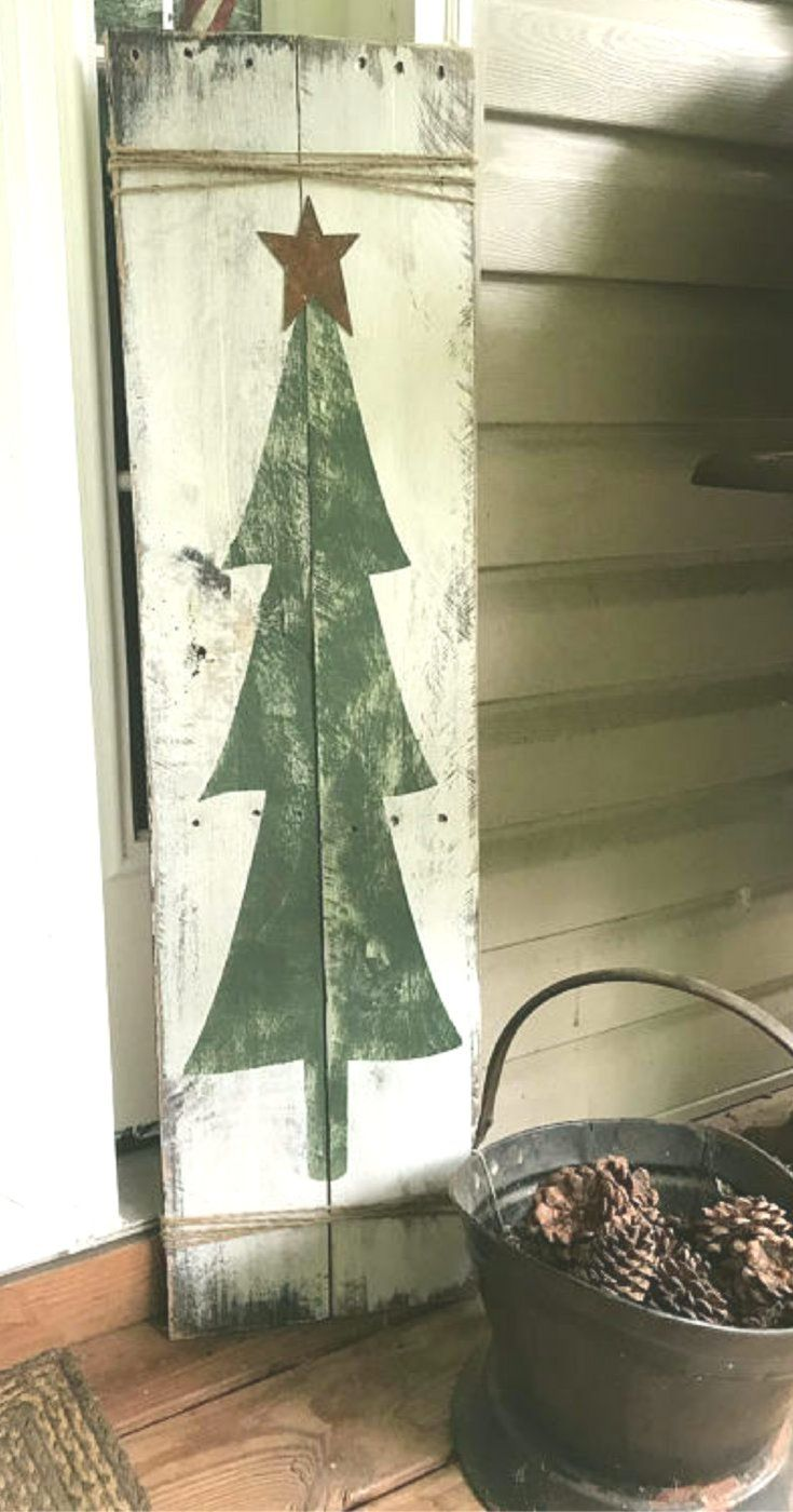48 Vorteilhaftes Country Home Decor Weihnachten