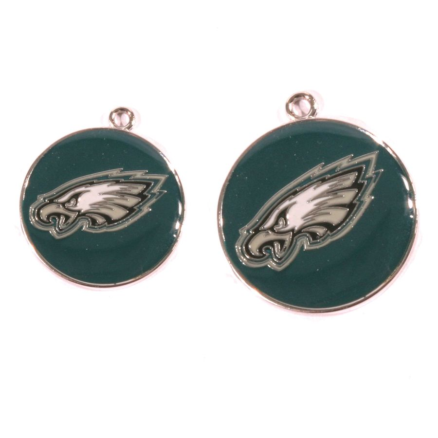 Philadelphia Eagles NFL Dog Tags With Custom Engravingavailable at  HotDogCollars.com 53a11a493