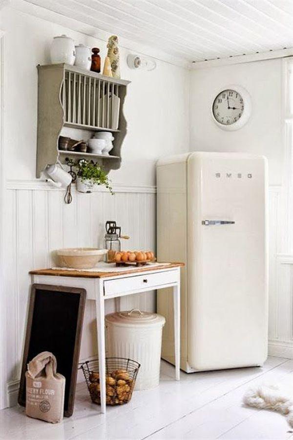 Fridge In Kitchen smeg fridge kitchen - google search … | pinteres…