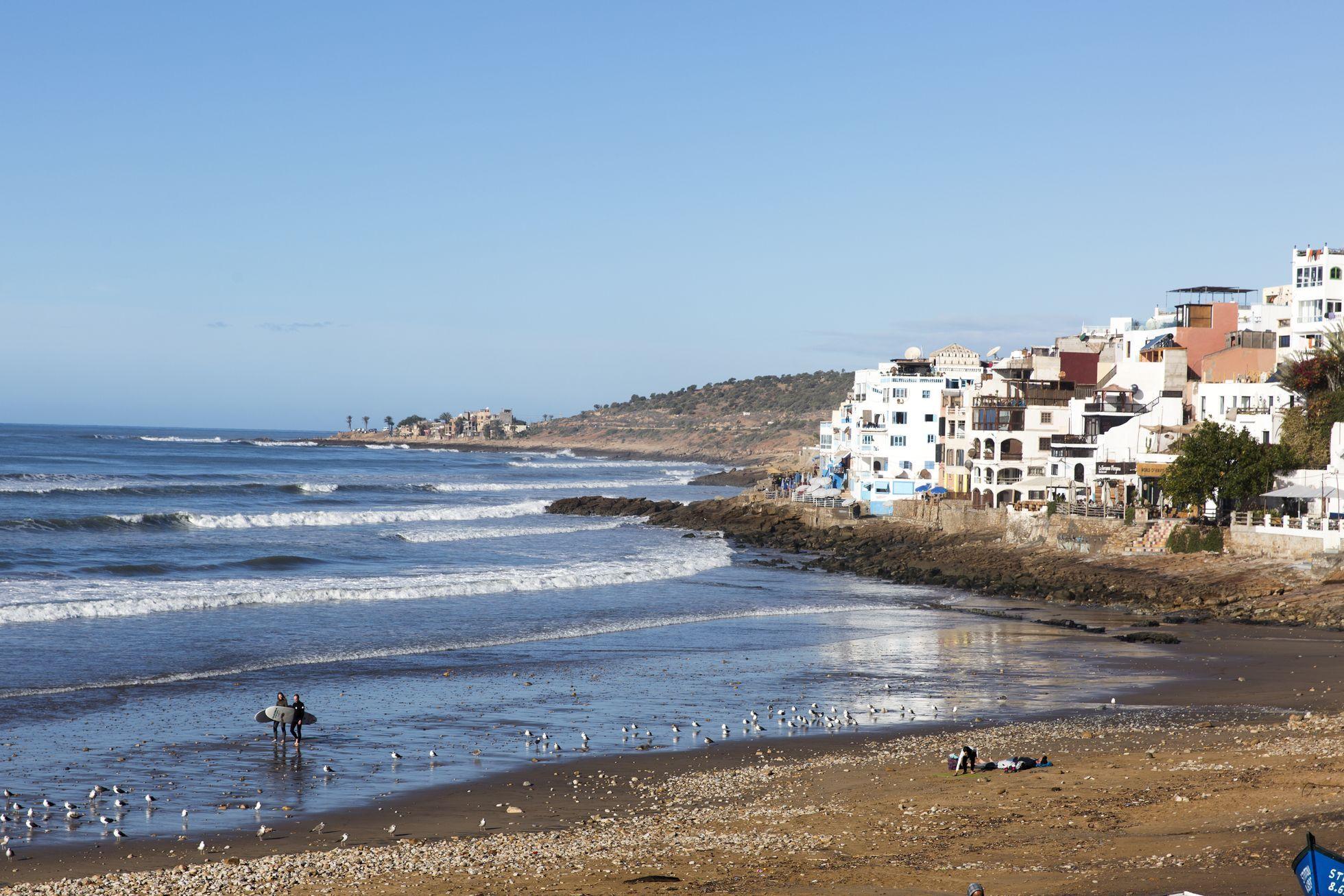 Fra hippie til hipt i marokko vg reise marokko