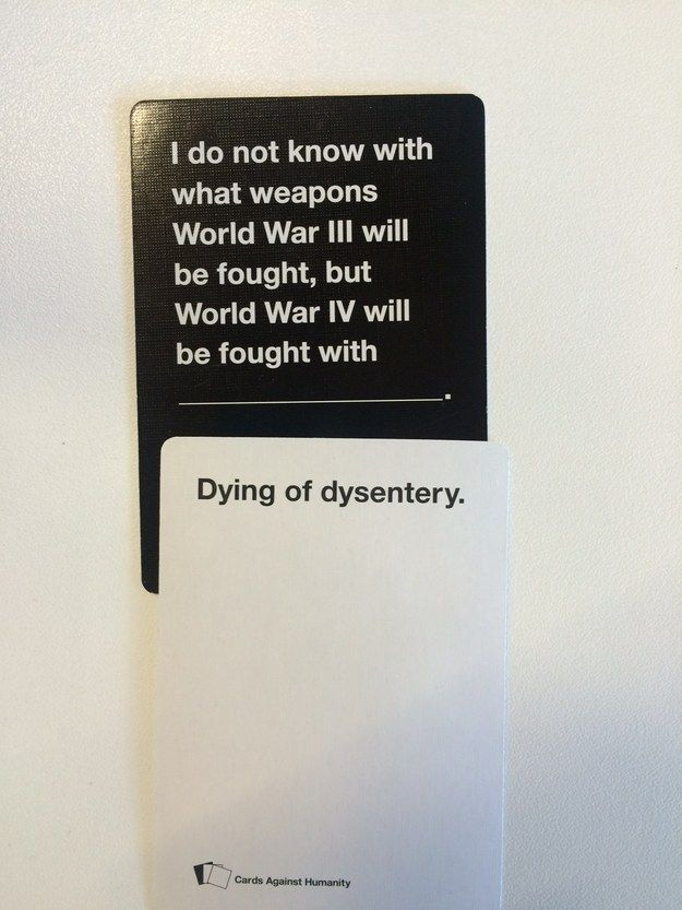 15 Cards Against Humanity Combos All 90s Kids Will Appreciate Cards Against Humanity 90s Kids Oregon Trail Card Game