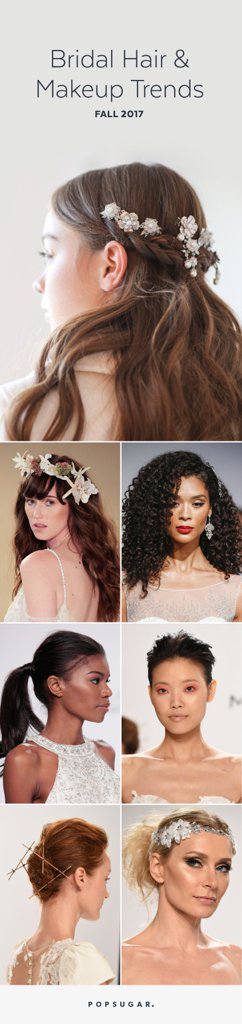 18 Wedding Hair and Makeup Trends Predicted to Be Huge for Fall 2017