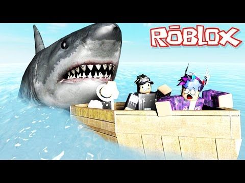 Shark Bait Roblox Game Try Not To Laugh Challenge 2 Youtube Roblox Adventures Monster Shark