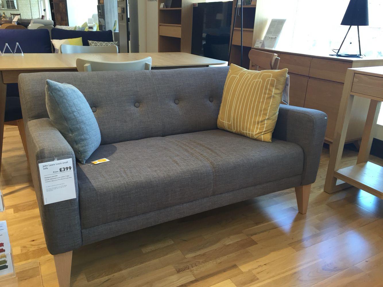 John Lewis sofa - Louis H10 x W10 x D10  Sofa, John lewis sofas