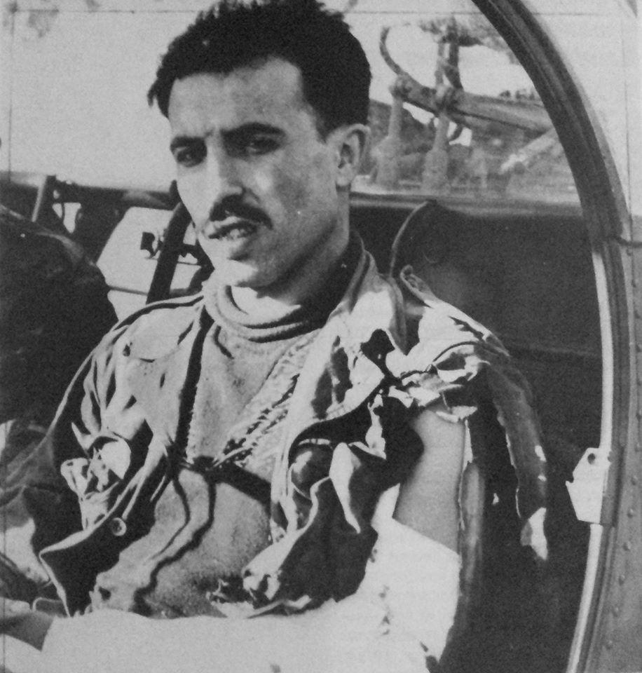 le commandant Azzedine