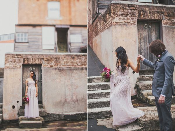 Wedding Photography Consultant: Sydney Museum Of Contemporary Art Wedding