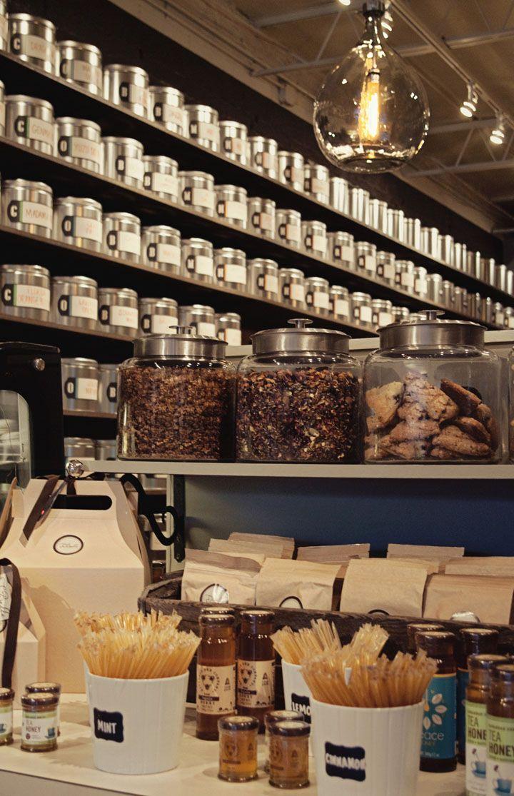 Tea Shop Tebella Tea Shop By Chris Rossi Studio Tampa