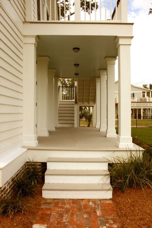 Exterior House Porch Ideas With Stone Columns 72 House With Porch Porch Design Front Porch Design