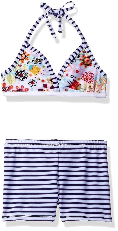 21b4e404e65 Girls' Tulip Amelia Bikini with Shorts - Multi - CI12O87BROE - Girls'  Clothing, Swim, Two-Pieces, Tankinis #Tankinis #Girls' #Clothing # #Swim #  #TwoPieces ...