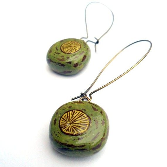 Hey, I found this really awesome Etsy listing at https://www.etsy.com/listing/63013028/olive-green-a-closer-look-series-no04