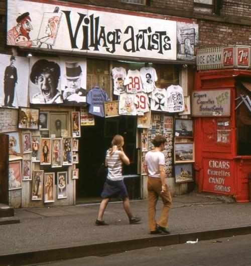 village artists