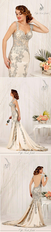 Allison williams wedding dress  Wedding Dress by Olfa Turki Jedidi  Tunisian Fashion  Pinterest