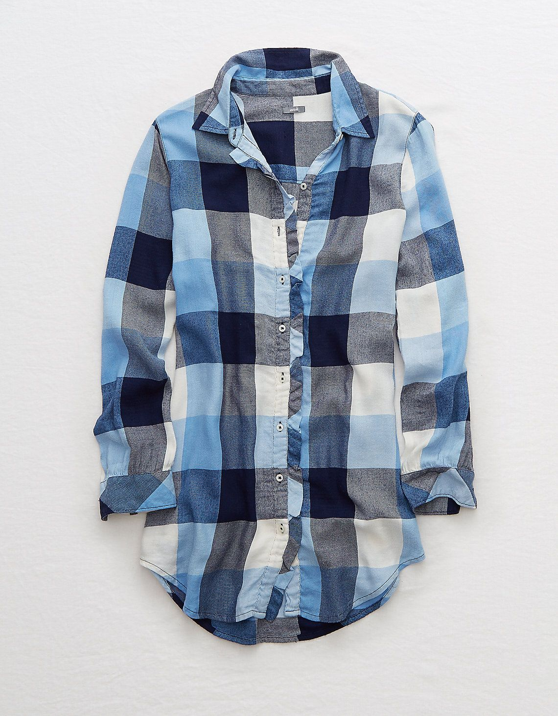 c016afb2a0d Pin by Gus Romero on LOVE BULLY - WOMAN | Plaid tunic, Tunic tops ...