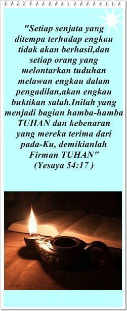 Terimakasih Tuhan Yesus Buat Berkat Mu Hari Ini Firman Mu