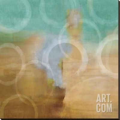 Ethereal I Stretched Canvas Print by Brent Nelson at Art.com