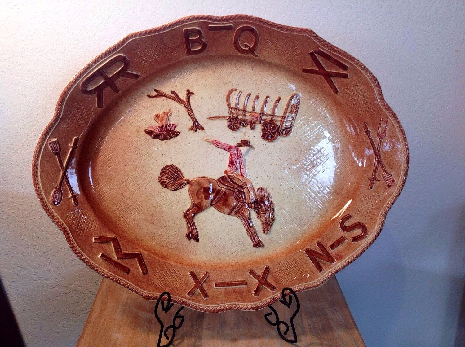 A personal favorite from my Etsy shop https://www.etsy.com/listing/262690233/large-vintage-1950s-california-pottery