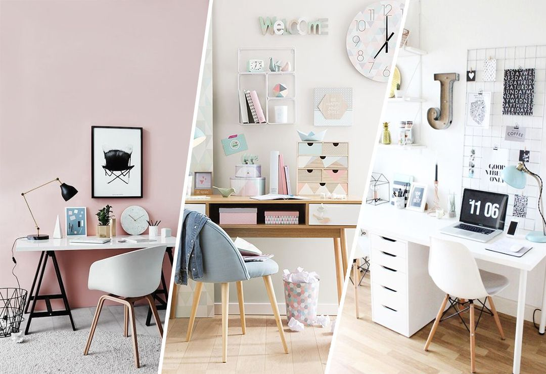 Ufficio In Casa Idee : Workspace zona studio ufficio casa workstation decor