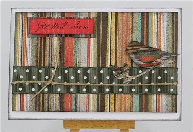 card by Kim Ewins www.craftqueen.com.au