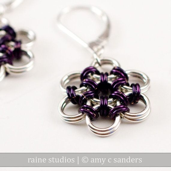 #Chainmaille Jewelry