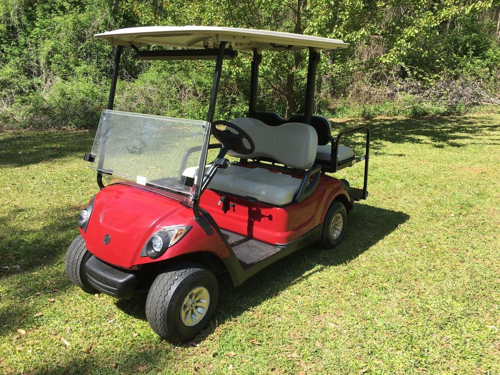 near mint 2016 Yamaha G29 Gas Golf Cart Golf carts for