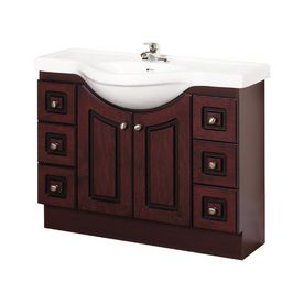 Vanity - Lowe's (With images) | Lowes home improvements ...