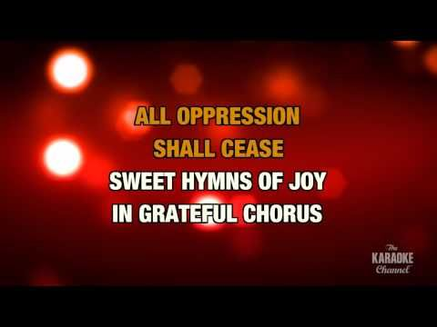 O Holy Night In The Style Of Celine Dion Karaoke Video With Lyrics No Lead Vocal Youtube Karaoke Karaoke Songs O Holy Night