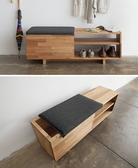 Love this multifunctional piece....inspiration for a new project perhaps