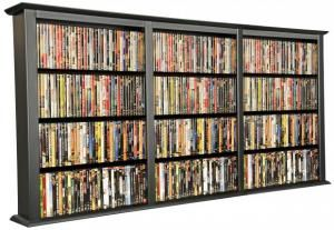Exceptionnel DVD/bluray Storage