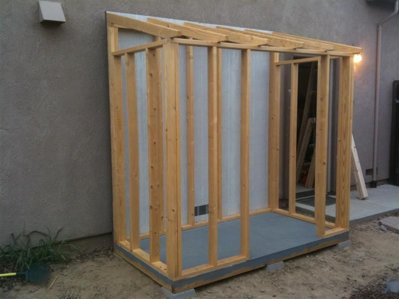 Shed Plans Diy Shed A Step By Step Plan To Build Your
