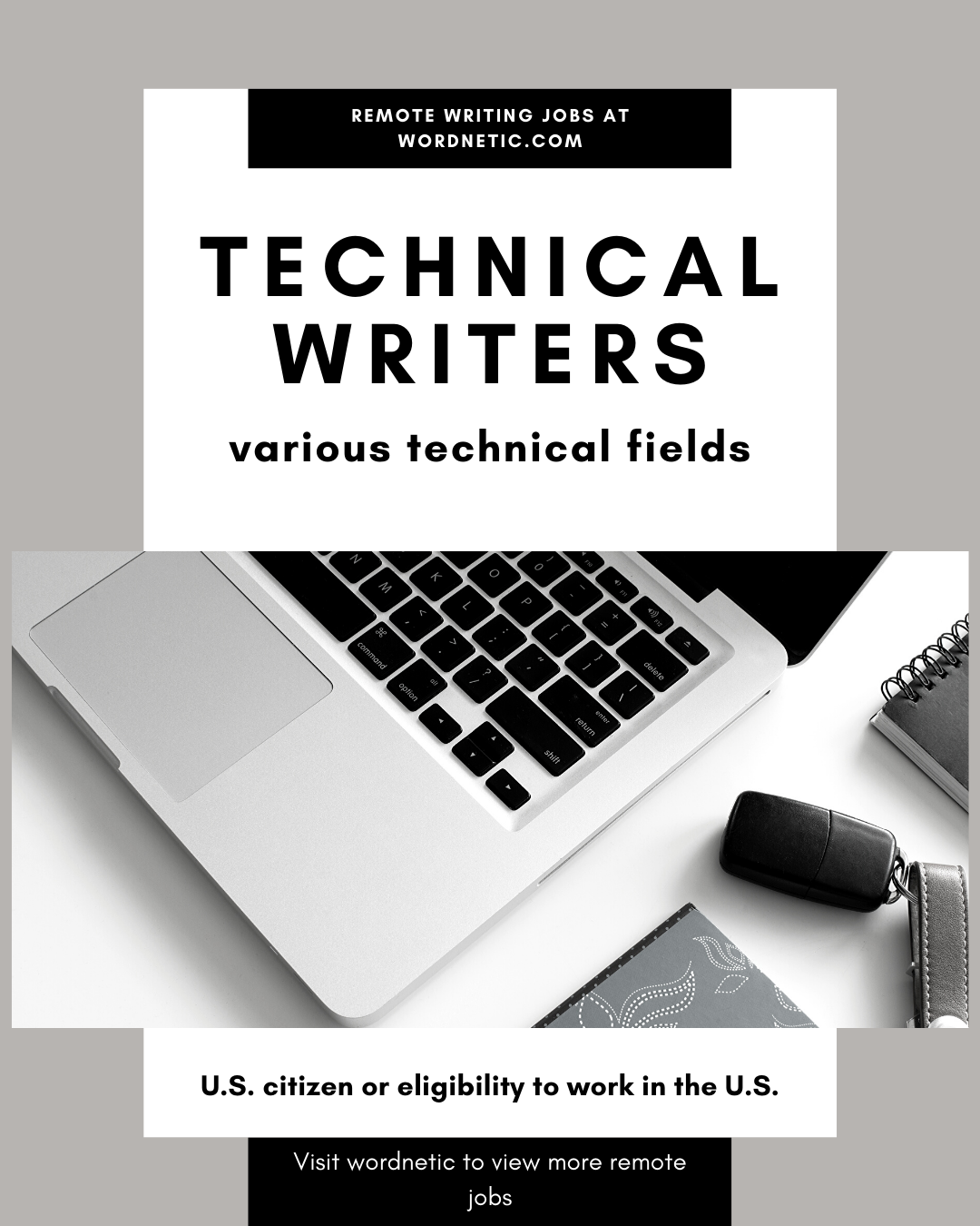 Remote Writing Jobs Wordnetic In 2020 Computer Components Writing Jobs Computer Hardware
