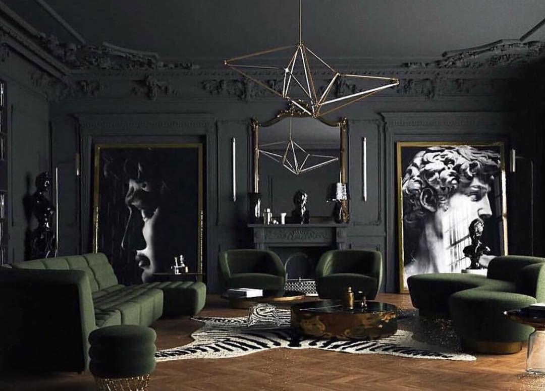 Pin by Josue Saenz Castillo on Parisian Apartment | Home ...