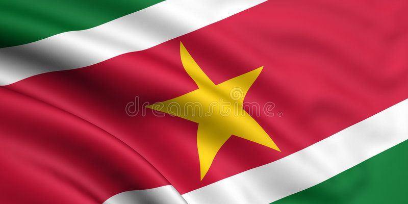 Flag Of Suriname 3d Rendered And Waving Flag Of Suriname Affiliate Rendered Suriname Flag Suriname Flag Ad Flag Stock Illustration Illustration