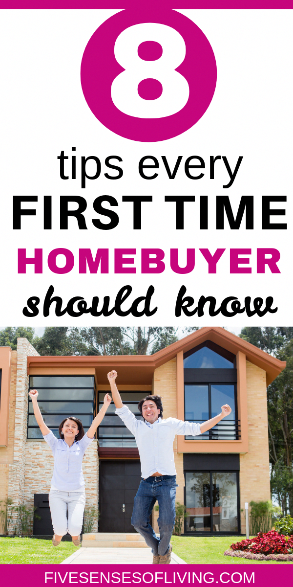 Buying Your First Home? 8 Things You Need To Know in 2020
