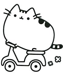 Resultado De Imagen Para Pusheen Scooter Pusheencatsdiy Gatito