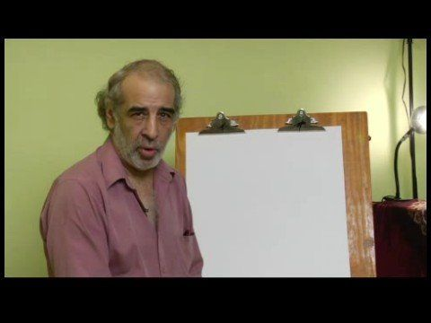 Pastel Painting for Beginners : Choosing Painting Surface for Pastel Painting