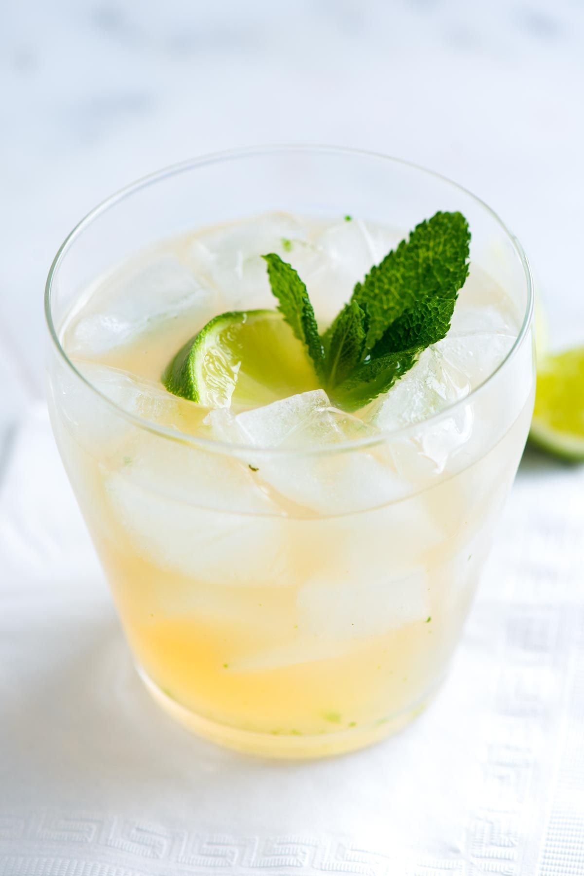 How to Make a Southside with Gin