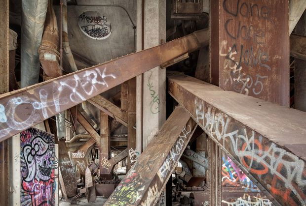 Photos Of Abandoned Chicago Buildings May Leave You Speechless - Rogers Park - DNAinfo Chicago