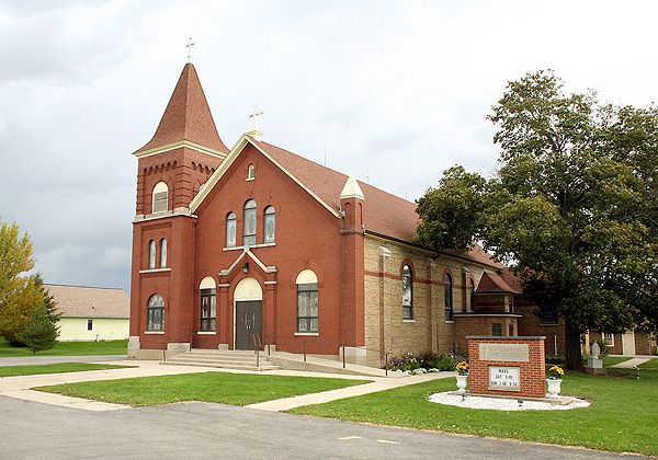 Sts. Peter and Paul Catholic Church, 5N939 Meredith Rd. Virgil, IL 60151   Diocese of Rockford