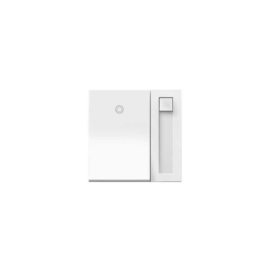 Legrand Adorne Paddle 450 Watt Single Pole 3 Way White Slide Indoor Light Switch Lowes Dimmer