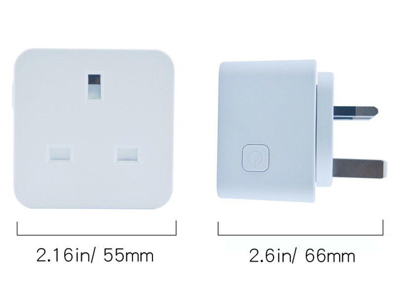 Wifi Smart Small Socket App Control Find App Wifi