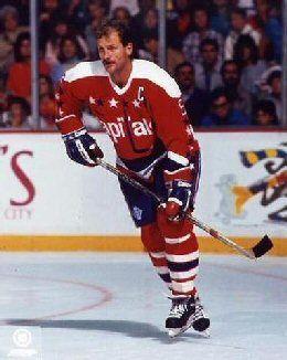 23c2b868806 Rod Langway  5 Caps Hockey