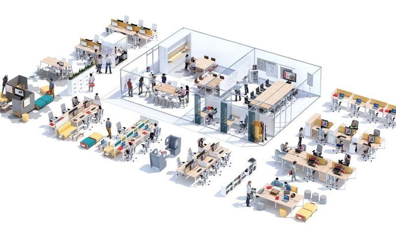 Büromöbel kaufen in Augsburg bei München | Großrau