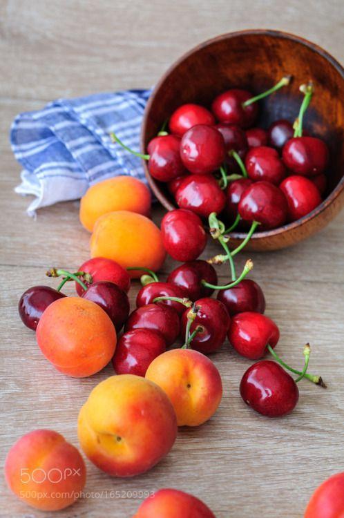the fruits of summer by borispain75  IFTTT 500px
