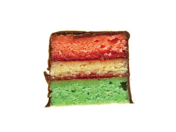 Italian Rainbow Cookies Recipe  Eat and Be Merry