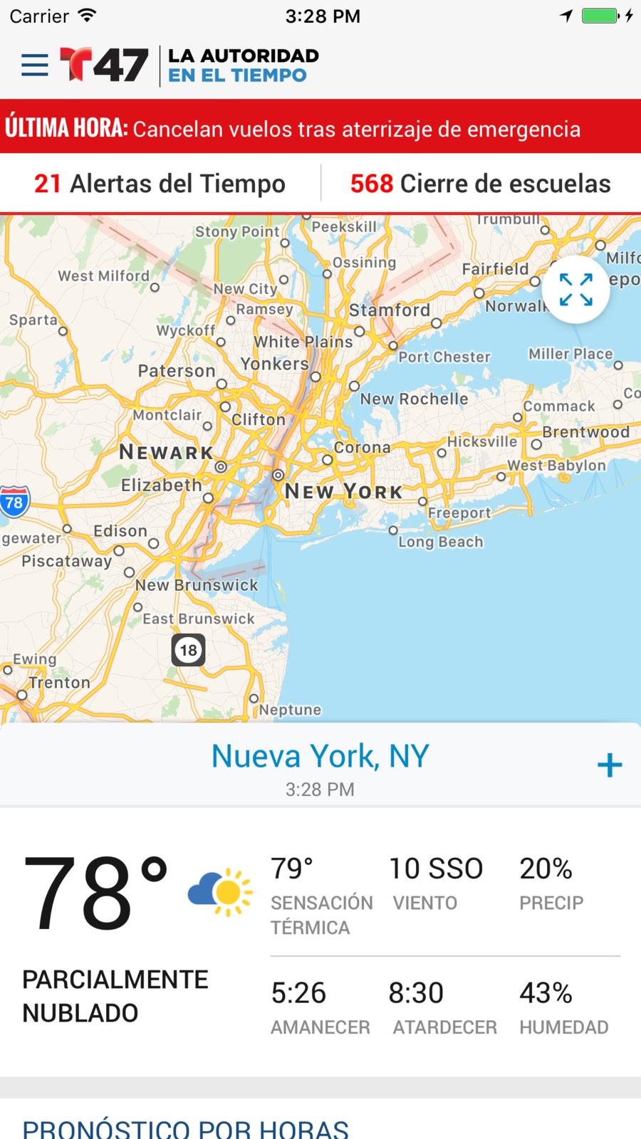 Telemundo 47 WeatherNewsappsios News apps, App