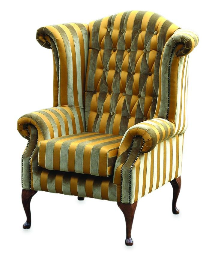Chair Furniture Emporium queen anne wingback chair fabric derry's online furniture
